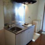 キッチン(ガスコンロつき)