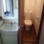 洗面台/水洗トイレ