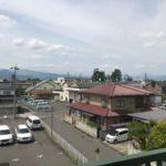居室からの眺望(南方向)