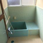 シャワー・追焚付き浴室