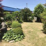 広い庭付き(年1回家主負担にて庭師が入ります)