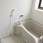 浴室は全自動給湯機付き