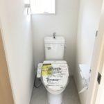 2階トイレ(洗浄暖房便座)