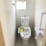1階トイレ(洗浄暖房便座)