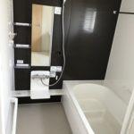 浴室は乾燥・暖房機能付き